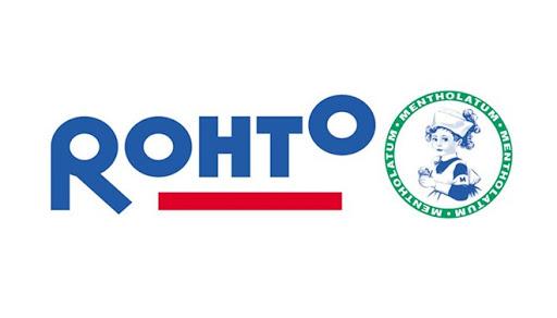 Ảnh logo thương hiệu mỹ phẩm Rohto