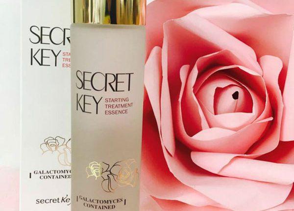 Ảnh nước hoa hồng thương hiệu secret key