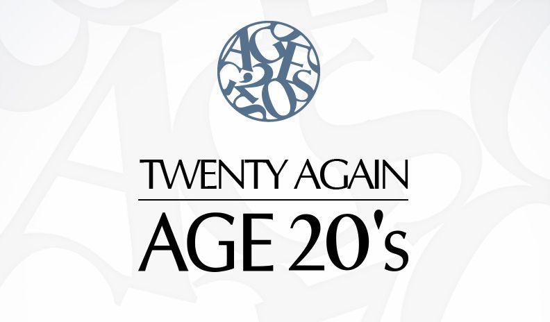 Thương hiệu mỹ phẩm age 20's