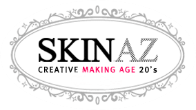 LOGO SKINAZ - CREATIVE MAKING AGE 20's