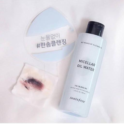 Innisfree My Makeup Cleanser Micellar Oil Water