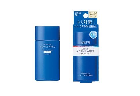 Kem Chống Nắng Shiseido Aqualabel White Protect Milk SPF 30+