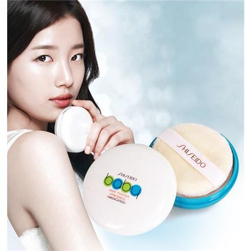 Phấn phủ Shiseido Baby Power