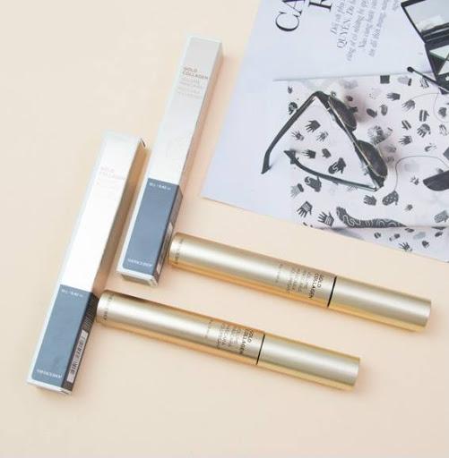 Mascara the Face Shop Gold Collagen Volume