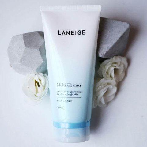 Sữa rửa mặt đa công dụng Laneige Multi Cleanser Ex